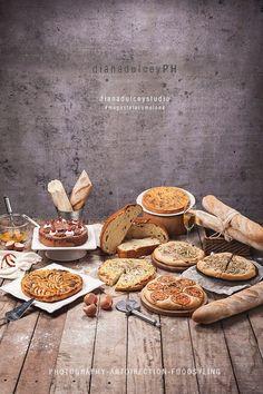 Food Photography Diana Dulcey #dianadulceystudio #megustalacomelona #panadería