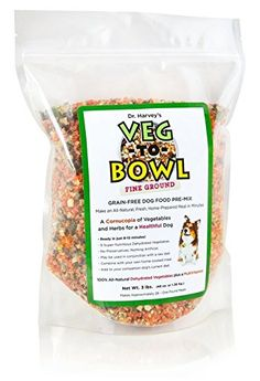 Dr. Harvey's Fine Ground Veg-to-Bowl ** Discover this special product, click the image (This is an amazon affiliate link. I may earn commission from it)