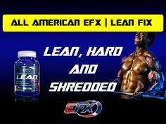If you want to get lean, hard and shredded, we got you covered!