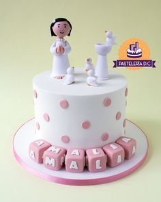 Baby Shower, Ideas Para Fiestas, Christening Cakes, Desserts, Events, Food, Fondant Cakes, Cup Cakes, Breakfast