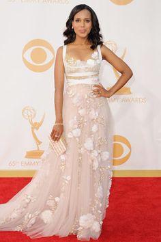 La 65 Entrega de los Emmy Awards: Kerry Washington