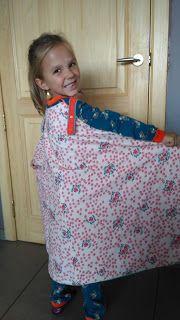 Pyjama + cape Wolf van Zonen09