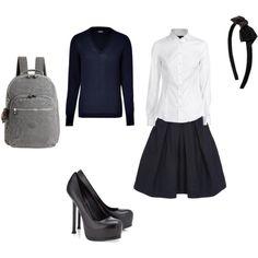 Back to School Uniform Back To School Uniform, School Uniforms, Private School Girl, Uniform Dress, Dress Codes, Preppy, Style Inspiration, Schoolgirl, Stylish