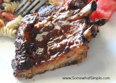 This MASTERPIECE recipe was shared with our family by my brother in law, Jason D. Before he showed me how to cook ribs, I never attempted them because I was too intimidated. But I wrote down every …