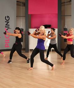 Piloxing Anyone??? Check Out This Awesome Workout!