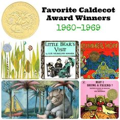 Favorite Caldecott Books 1960-1969 | The Jenny Evolution
