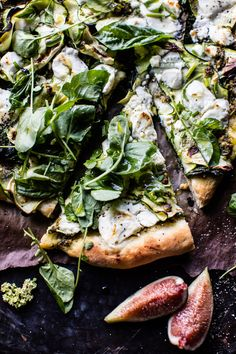 Garden Greens Pizza