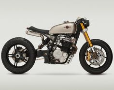 Classified Moto KT-600 Cafe Racer | For Katee Sackhoff of Battlestar Galactica | Freshness Mag