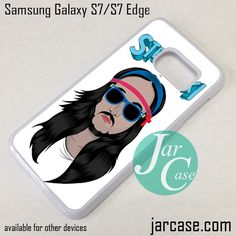 Dj Steve Aoki Phone Case for Samsung Galaxy S7 & S7 Edge