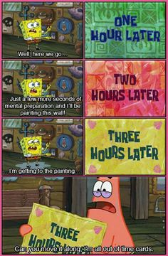 "It wasn't afraid to break the fourth wall. | 17 Times ""SpongeBob SquarePants"" Was The Cleverest Show On TV"