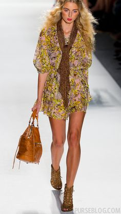 rebecca minkoff spring 2012 collection - i LOVE this look