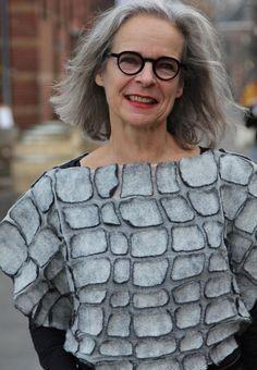 Natalia Bogun's photos – 1,479 photos | VK Art Textile, Textile Design, Ancient Greek Clothing, Creative Textiles, Pleated Fabric, Felting Tutorials, Nuno Felting, Fabric Manipulation, Handmade Felt