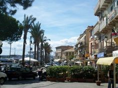 Walked these streets of La Maddalena, Italy for 4 years... Ahh--to be there again... :)