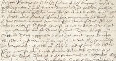 Letter from Thomas Jermy to William Paston, 1565