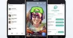 Facebook lança app Flash no Brasil para concorrer com Snapchat