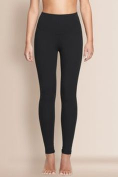 f255ff251766df Yummie Cotton Slimming Legging from Soft Surroundings. If I think of  leggings as tights to