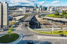 Stock image of 'Oslo cityscape'