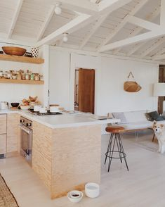 Mason St Peter On Instagram Ourtopangahome Simple House Kitchen Dining Room