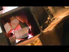 The Omega Stove Making Heat! - YouTube