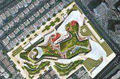 Martha Schwartz Partners - Projects - Parks - Khalidiya