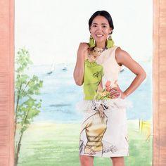 30/3 - motif skirt