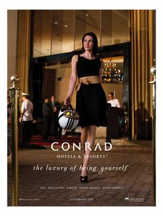 Conrad Hotels & Resorts Unveils New Brand Campaign