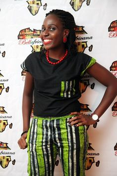 Bukky Bello founder of bellafricana- join the bella community.