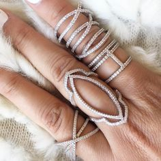 The absolute cutest rings