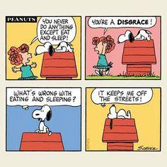 Eat and Sleep