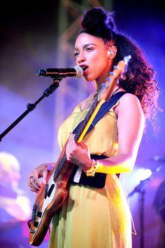 Lianne La Havas - Glastonbury Festival photos