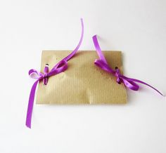 Easiest DIY gift wrap ever! Make your own gift wrap in no time!