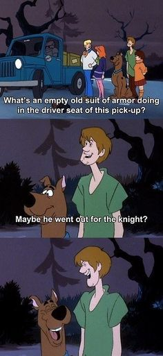 Scooby Doo...I miss you.