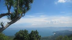 Hai Van Pass looking towards Da Nang