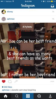 When Aaron low-key just burned Zane and made Aphmau and all the fangirls swoon AARON'S YO MANN! many guys can learn from his fictional character or not