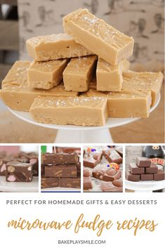 Whether youre making a few batches of fudge for homemade gifts prepping for Christmas planning a party cooking for a school fete or simply craving a delicious dessert wev. Fudge Recipes, Candy Recipes, Baking Recipes, Sweet Recipes, Köstliche Desserts, Holiday Desserts, Delicious Desserts, Dessert Recipes, Christmas Sweets Recipes