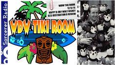WDW Tiki Room: 12/5/14 – Happy Birthday Walt Disney, D23 Destination D R...