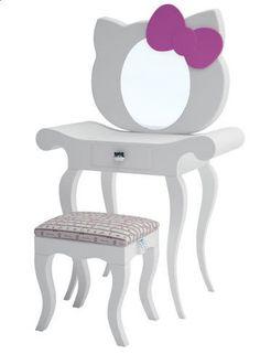 kids dresser (girl: Hello Kitty) HELLO KITTY Cia International