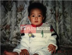 Lee Min Ho as a baby! #kdrama