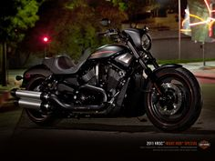 Harley-Davidson Night Rod ~ men's world