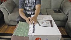 Lenovo Flex 20 Unboxing