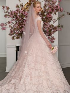 350dbd6f2c88 Legends by Romona Keveza Shows Timeless Wedding Dresses for Spring 2017