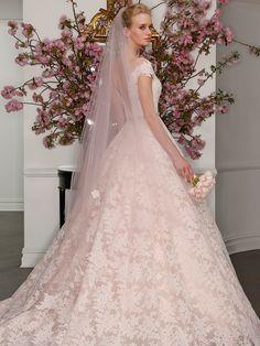 0e6de8a989b2 Legends by Romona Keveza Shows Timeless Wedding Dresses for Spring 2017. Svadobné  ŠatySvadobné ...