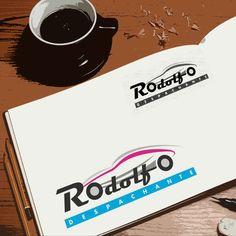 Criação de logotipo para Rodolfo Despachante por Foco Design & Gráfica.