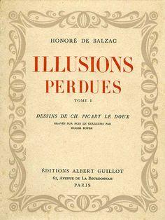 Balzac, Illusions Perdues. Summer 2012