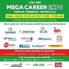 Jadwal Mega Career Expo