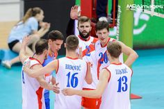 Serbia pokonała Belgię 3:2 w XIV Memoriale Jerzego Huberta Wagnera  #memorialwagnera2016 #siatkowka #siatkówka #volleyball #volley #polska #poland #photo #foto #sportphotography #sport #mpaimages