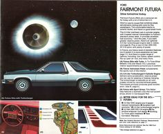 36 Years of Hindsight: 1980 Ford full-line brochure | Hemmings Daily