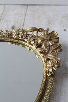 Rachelle Mirrored Vanity Tray Verdi Gold Home Sweet Pinterest Mirror And Bath Accessories