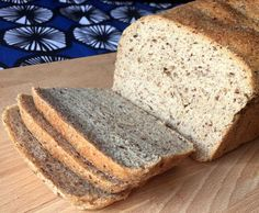 This is a recipe for real low carb yeast bread that has just net carbs per slice. It's the best loaf of low carb bread that you will ever eat. Best Low Carb Bread, Low Carb Keto, No Carb Recipes, Diabetic Recipes, Healthy Recipes, Protein Recipes, Skinny Recipes, Yeast Bread, Keto Bread