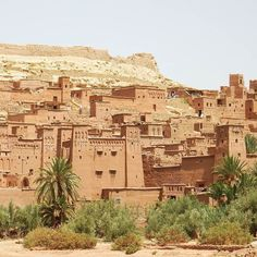 Fascinating Ksar Ait Benhadou in #Ouarzazate UNESCO #Morocco #travel - This photo is showing on my Instagram https://www.instagram.com/p/BJU98vtBVee/ and you can also visit my Adventure travel blog at http://www.joaoleitao.com - thanks!